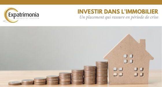 Investir dans l'immobilier pendant la crise